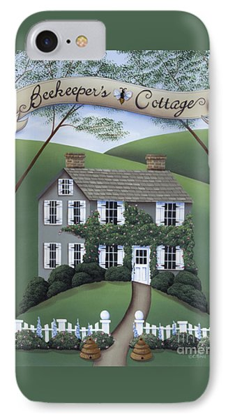 Beekeeper's Cottage Phone Case by Catherine Holman