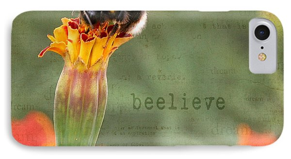 Beelieve IPhone Case