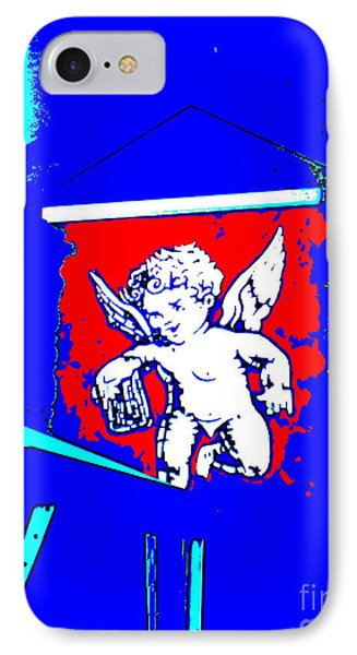 Beer From An Angel IPhone Case