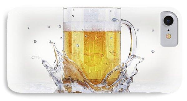 Beer Glass IPhone Case by Leonello Calvetti