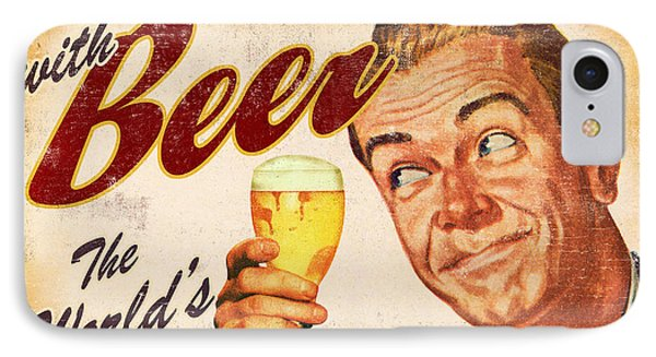 Beer IPhone Case by JQ Licensing
