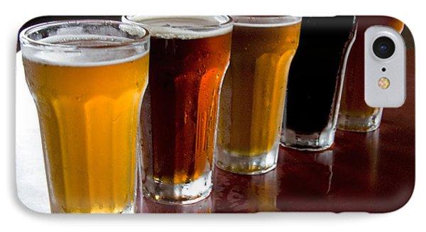 Beers  IPhone Case by Dennis Cox WorldViews