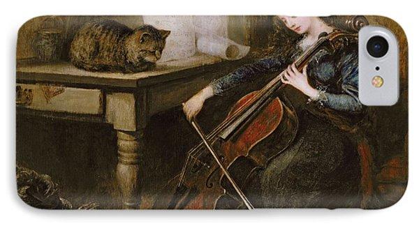 Beethovens Andante IPhone Case by John Alfred Vintner
