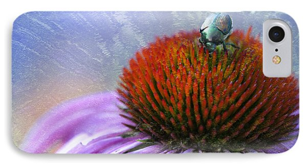 Beetlemania IPhone Case by Juli Scalzi