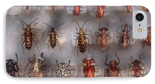 Beetles - The Usual Suspects  Phone Case by Mike Savad