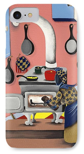 Before Convenience Phone Case by Patricia Sabree