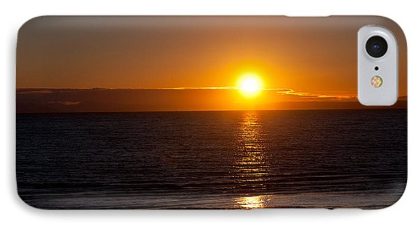 IPhone Case featuring the photograph Before Night Falls  by Sabine Edrissi