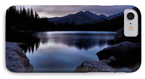 IPhone Case featuring the photograph Before Sunrise by Steven Reed