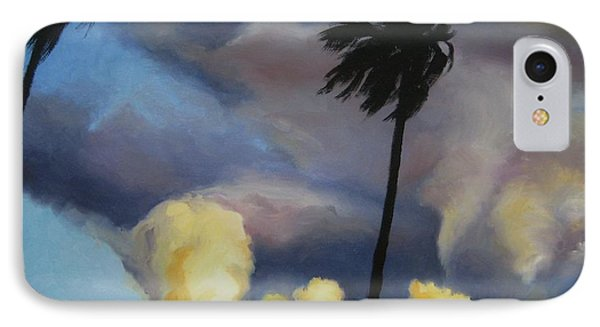 Before Sunset Phone Case by Jindra Noewi