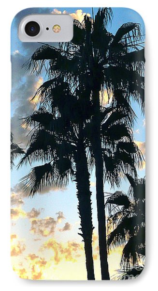 Before The Dusk IPhone Case by Gem S Visionary