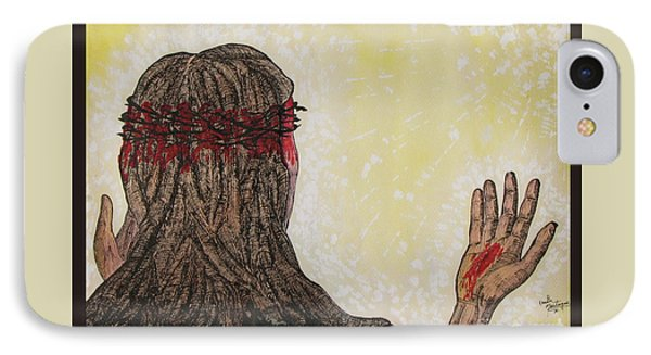 Before The Mercy Seat IPhone Case by Kevin Montague