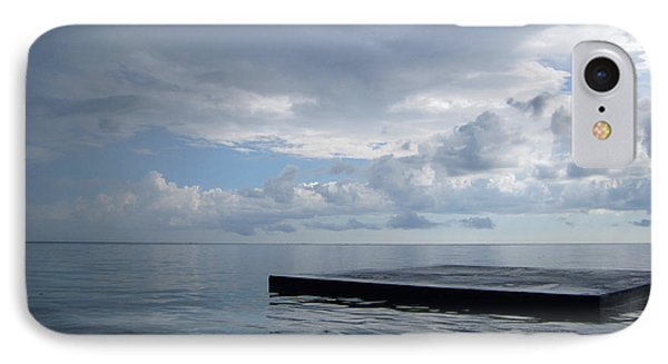 IPhone Case featuring the photograph Before The Rain by Jon Emery