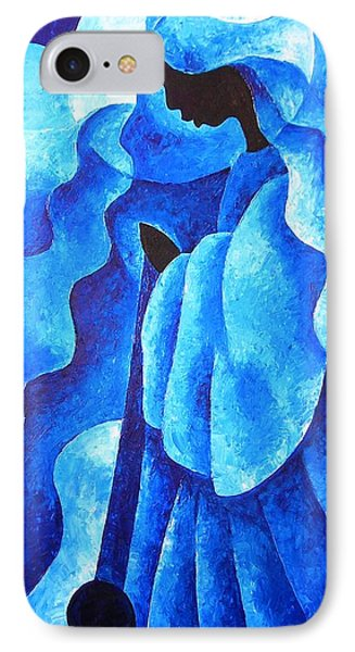 Before The Song IPhone Case by Patricia Brintle