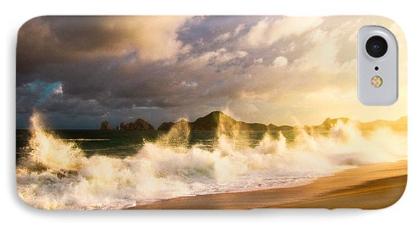 IPhone Case featuring the photograph Before The Storm by Eti Reid