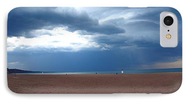 Before The Storm IPhone Case by Susan  Dimitrakopoulos