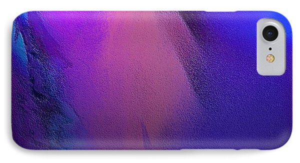 Begin-3 IPhone Case by Ines Garay-Colomba