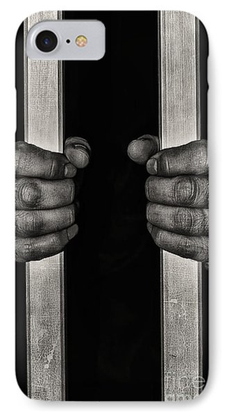 Behind Bars IPhone Case by Svetlana Sewell