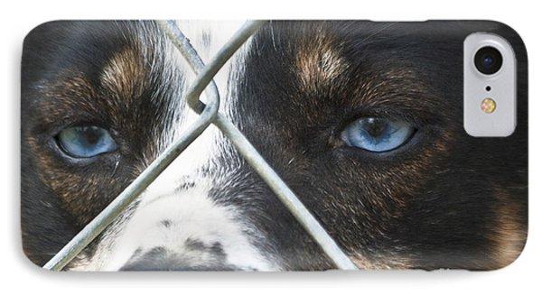 Behind Fences IPhone Case