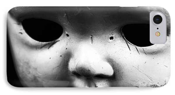 Behind The Eyes Phone Case by John Rizzuto