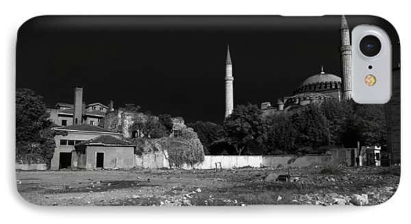 IPhone Case featuring the photograph Behind The Hagia Sophia by Ross Henton