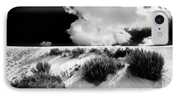 Behind The Sun IPhone Case by Julian Cook