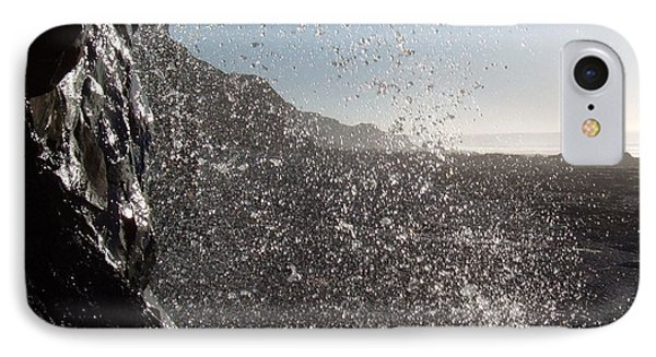 Behind The Waterfall IPhone Case