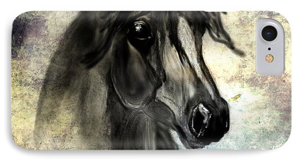 Behold A Horse Was Created IPhone Case