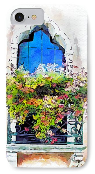 Bei Fiori IPhone Case by Greg Collins