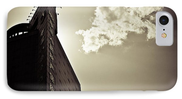 Beijing Cloud IPhone Case by Dave Bowman