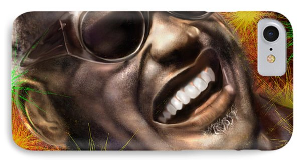 Being Ray Charles1 IPhone Case