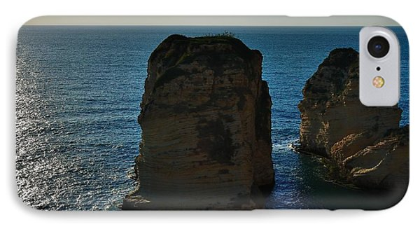 Beirut Pigeon Rocks IPhone Case