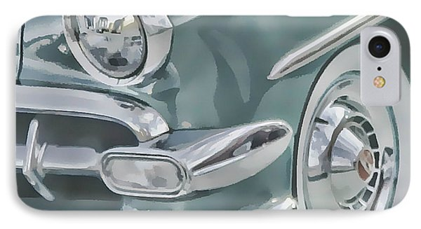 Bel Air Headlight IPhone Case