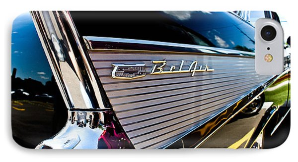IPhone Case featuring the photograph Bel Air Reflections by Joann Copeland-Paul