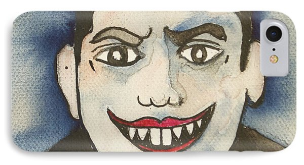 Bela Lugosi As Tillie Phone Case by Patricia Arroyo