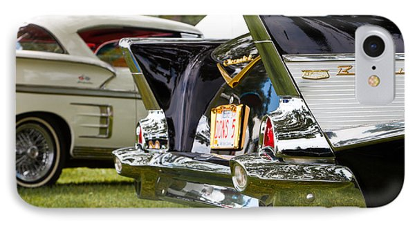 Belair Tail Fins  2 IPhone Case by Mick Flynn