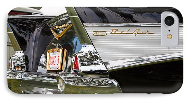 Belair Tail Fins  IPhone Case by Mick Flynn