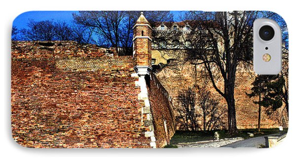 Belgrade Fortress IPhone Case