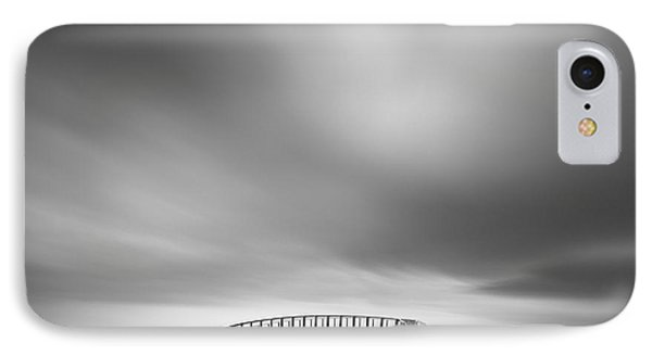 Belhaven Bridge IPhone Case by Dave Bowman
