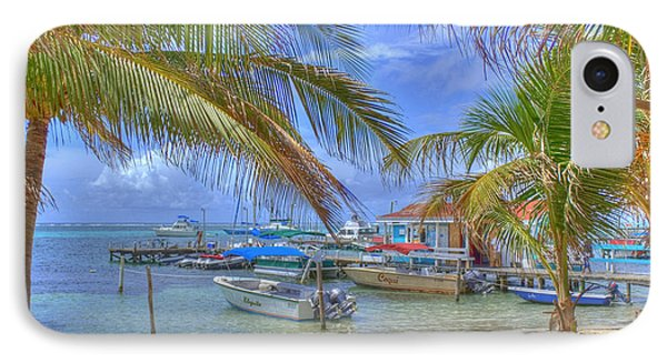 Belize Hdr IPhone Case