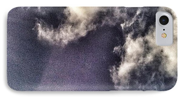 Belizean Skies Over The Caribbean Sea IPhone Case