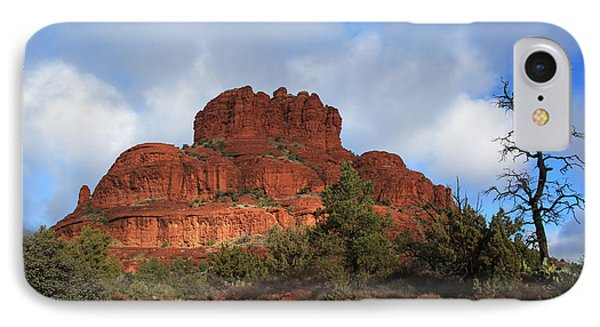Bell Rock IPhone Case by Donna Kennedy