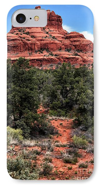 Bell Rock IPhone Case by John Rizzuto