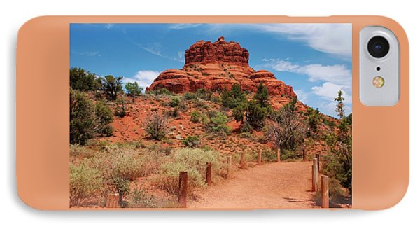 Bell Rock - Sedona IPhone Case