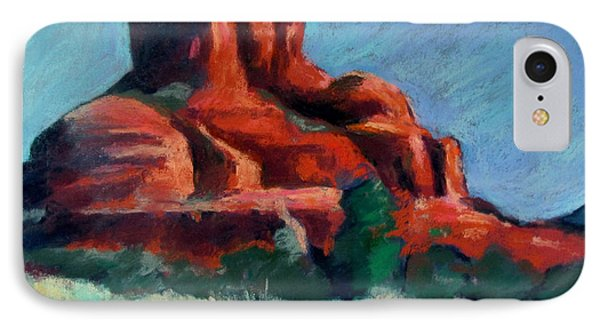 Bell Rock Sedona IPhone Case by Linda Novick