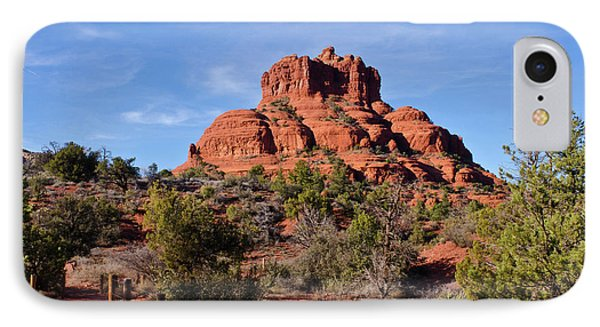 Bell Rock South Of Sedona Az IPhone Case