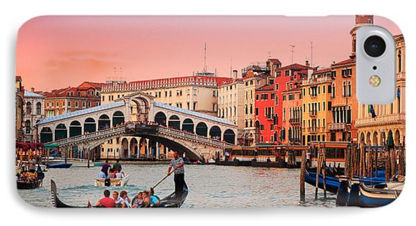La Bella Canal Grande IPhone Case