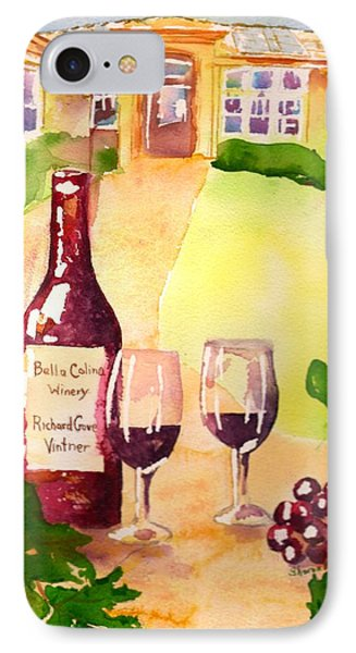 Bella Colina Winery IPhone Case
