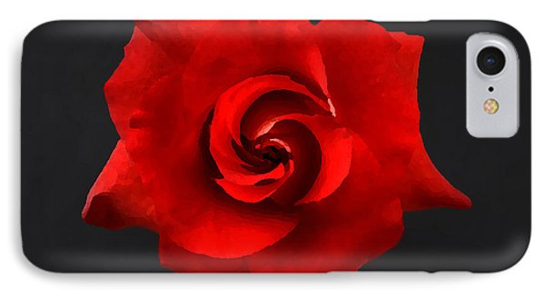 IPhone Case featuring the photograph Bella Rosa by Lorenzo Cassina