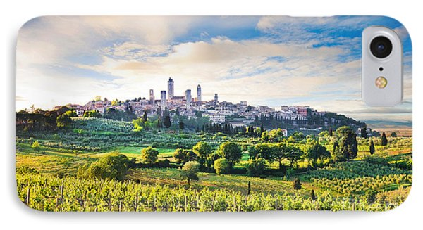 Bella Toscana Phone Case by JR Photography