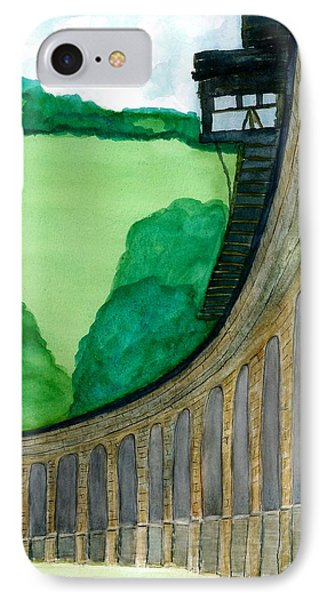 Bellaire Train Viaduct IPhone Case
